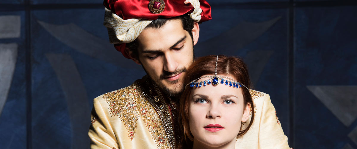 the arabian nights presented by ubc theatre amp film on