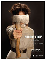 Theatre at UBC Study Guide for Blood Relations