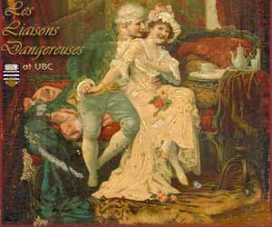 Welcome to Les Liaisons Dangereuses presented by Theatre at UBC