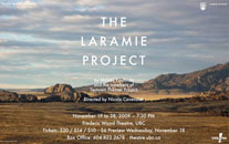 Theatre at UBC Study Guide for The Laramie Project