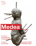 Theatre at UBC Study Guide for Medea
