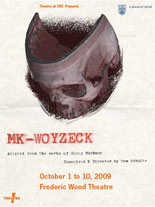 Theatre at UBC Study Guide for MK-Woyzeck