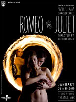 Theatre at UBC Study Guide for Romeo and Juliet
