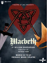 Theatre at UBC Study Guide for Macbeth