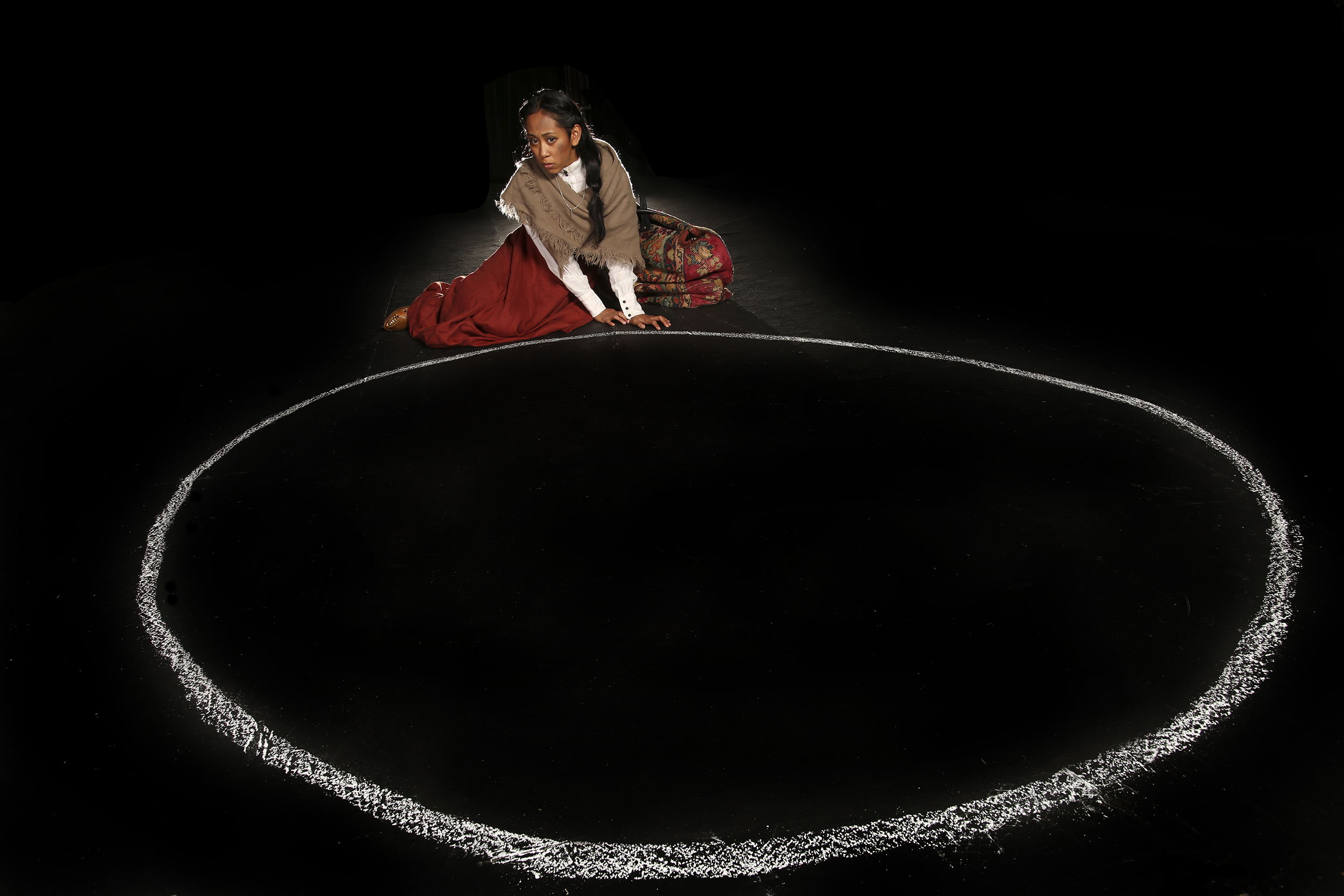 caucasian chalk circle Featuring live music, vivid characters, and daringly immersive staging, the caucasian chalk circle is a timeless allegory of love, justice, and compassion told with humor and heart.